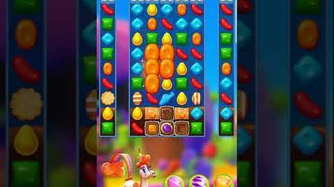 Candy Crush Friends Saga Level 128