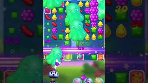 Candy Crush Friends Saga Level 650