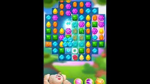 Candy Crush Friends Saga Level 96 - NO BOOSTERS