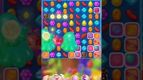 Candy Crush Friends Saga Level 124