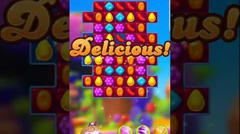 Candy Crush Friends Saga Level 62