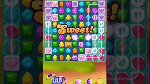 Candy Crush Friends Saga Level 91