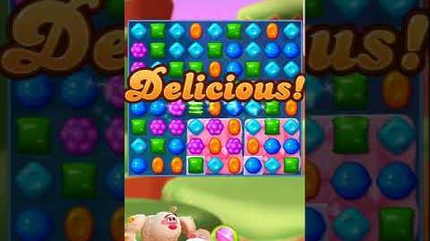 Candy Crush Friends Saga Level 11