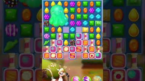 Candy Crush Friends Saga Level 1020