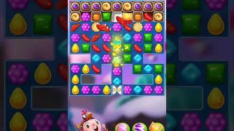 Candy Crush Friends Saga Level 624