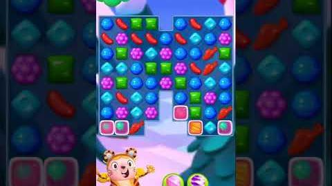 Candy Crush Friends Saga Level 24