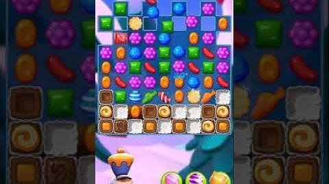 Candy Crush Friends Saga Level 68
