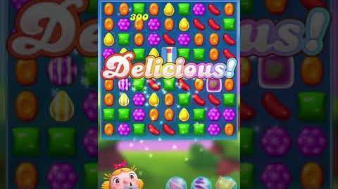 Candy Crush Friends Saga Level 645