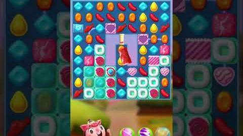 Candy Crush Friends Saga Level 1018