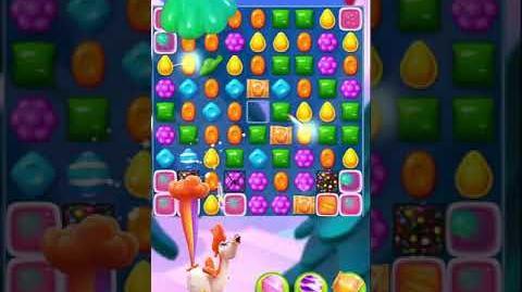 Candy Crush Friends Saga Level 51 Updated