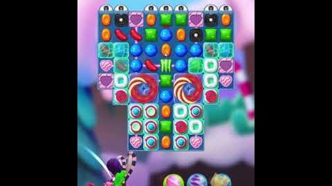 Candy Crush Friends Saga Level 1024