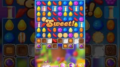 Candy Crush Friends Saga Level 121