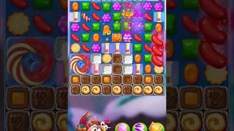 Candy Crush Friends Saga Level 633