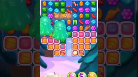 Candy Crush Friends Saga Level 64