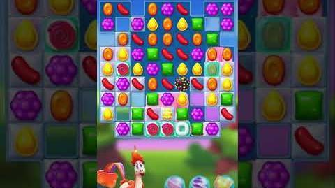 Candy Crush Friends Saga Level 658