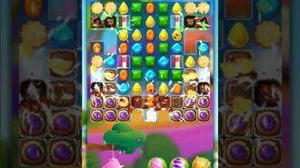 Candy Crush Friends Saga Level 3156