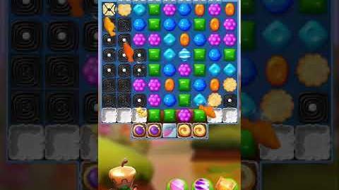 Candy Crush Friends Saga Level 618