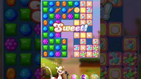 Candy Crush Friends Saga Level 1011