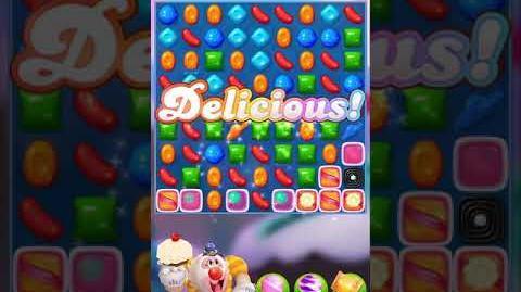 Candy Crush Friends Saga Level 627