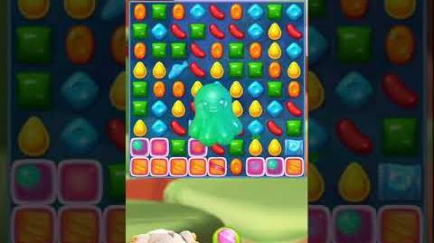 Candy Crush Friends Saga Level 14