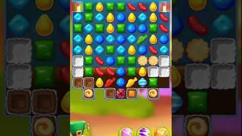 Candy Crush Friends Saga Level 150