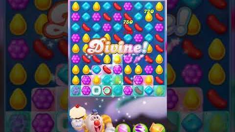 Candy Crush Friends Saga Level 623