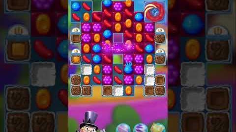Candy Crush Friends Saga Level 661