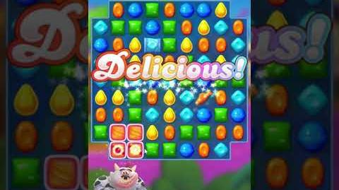 Candy Crush Friends Saga Level 1078