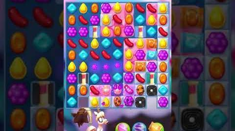 Candy Crush Friends Saga Level 1026