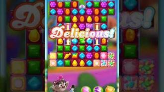 Candy Crush Friends Saga Level 3160
