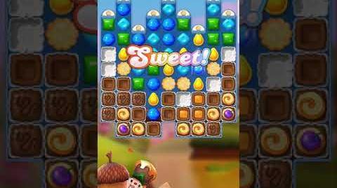 Candy Crush Friends Saga Level 601
