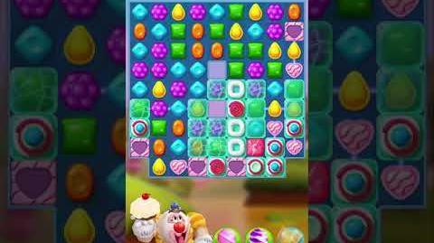 Candy Crush Friends Saga Level 1010