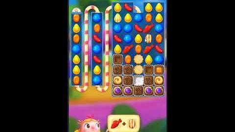 Candy Crush Friends Saga Level 105 Updated