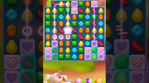 Candy Crush Friends Saga Level 95