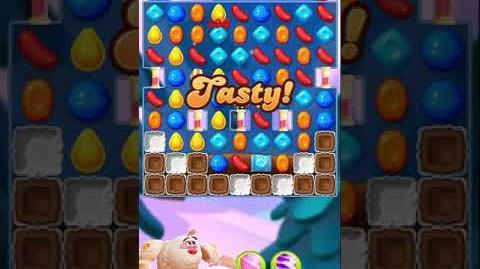 Candy Crush Friends Saga Level 33