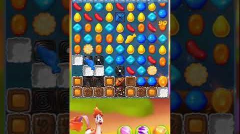 Candy Crush Friends Saga Level 92