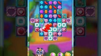 Candy Crush Friends Saga Level 3153