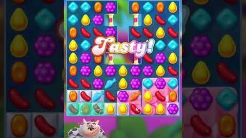 Candy Crush Friends Saga Level 1070