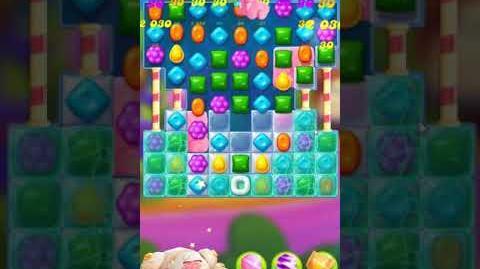 Candy Crush FRIENDS Saga level 39 no boosters