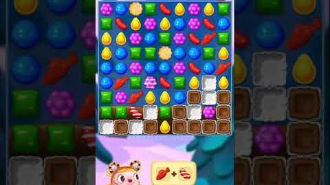 Candy Crush Friends Saga Level 25