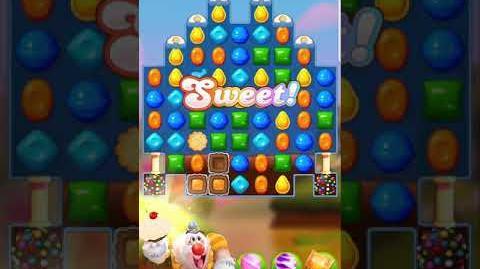 Candy Crush Friends Saga Level 604