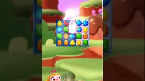 Candy Crush Friends Saga Level 1