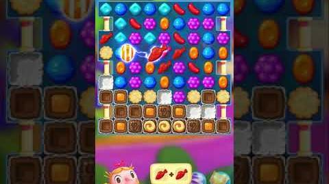 Candy Crush Friends Saga Level 662