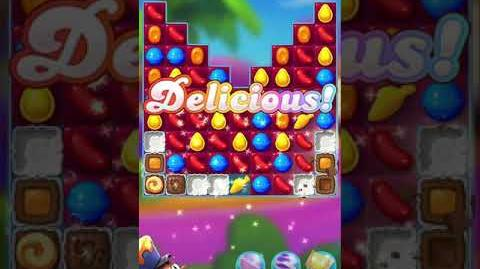 Candy Crush Friends Saga Level 668