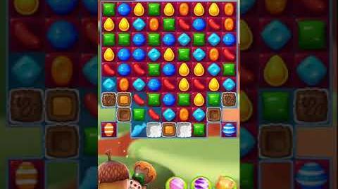 Candy Crush Friends Saga Level 140