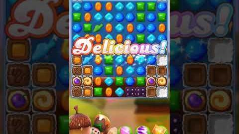 Candy Crush Friends Saga Level 611