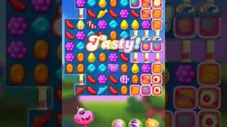 Candy Crush Friends Saga Level 3451