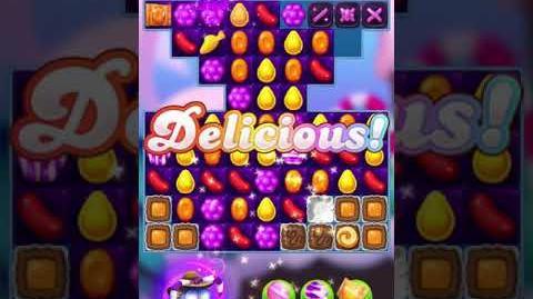Candy Crush Friends Saga Level 1036