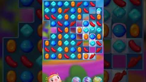 Candy Crush Friends Saga Level 677
