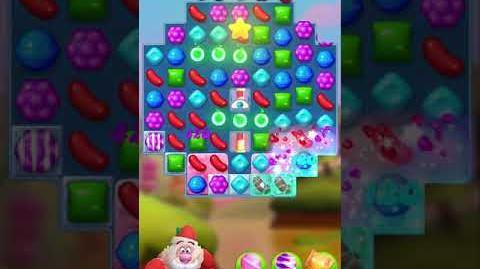 Candy Crush Friends Saga Level 684
